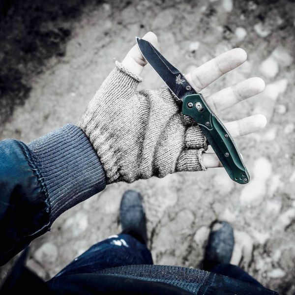 Benchmade - Mud season is upon us... benchmadeknifecompany #montana #wildernessculture #nature #explore #lifestyle #gear #backpacker #trekking #outdoors #mud #benchmade...