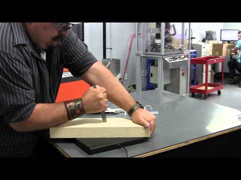 benchmade - Benchmade 2550 Automatic Test and Demonstration