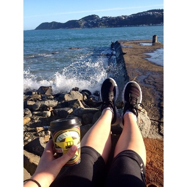 COFFEEUFEEL - The little things ☀️ #havanacoffee #lyallbay #waitingforamate
