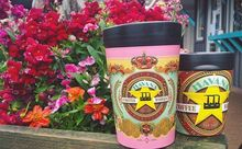 COFFEEUFEEL - These beauties just arrived yesterday. Introducing the new reusable Havana cups in a 12oz and 8oz size. 😍😗😚 lovely havanacoffeeworks #reusablecup...