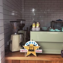 COFFEEUFEEL - First stop on the Auckland tour. Cuban espresso poured alongside Remueras finest organic baked goods 4and20bakery #coffeeufeel