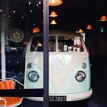 COFFEEUFEEL - Hit up Kombi Coffee in Takapuna for your #COFFEEUFEEL fix!!! 🚌 coffeekombi fortiethandhurstmere #kombi #havanacoffeeworks