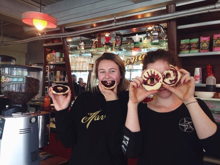 COFFEEUFEEL - Havana Lounge is now serving up BEST UGLY BAGELS! Swing past and get amongst some toasted bagel goodness!!! #eatugly #havanacoffeeworks #bestuglybagels...